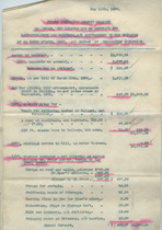 Vinton invoice to Charles Lang Freer, May 11, 1906