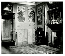 Whistler's drawing room