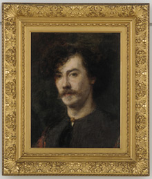 'Portrait of Whistler'