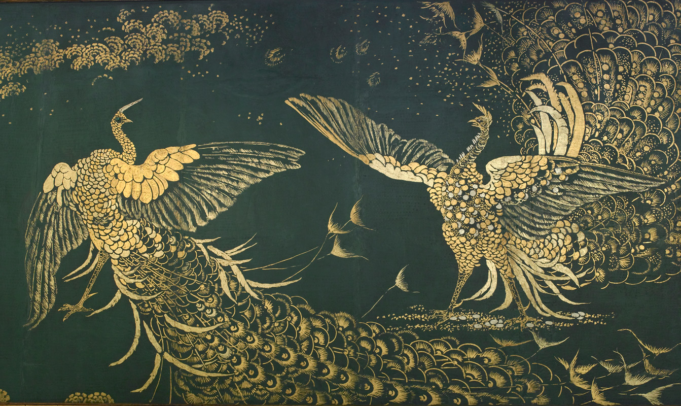 'Harmony in Blue and Gold: The Peacock Room'