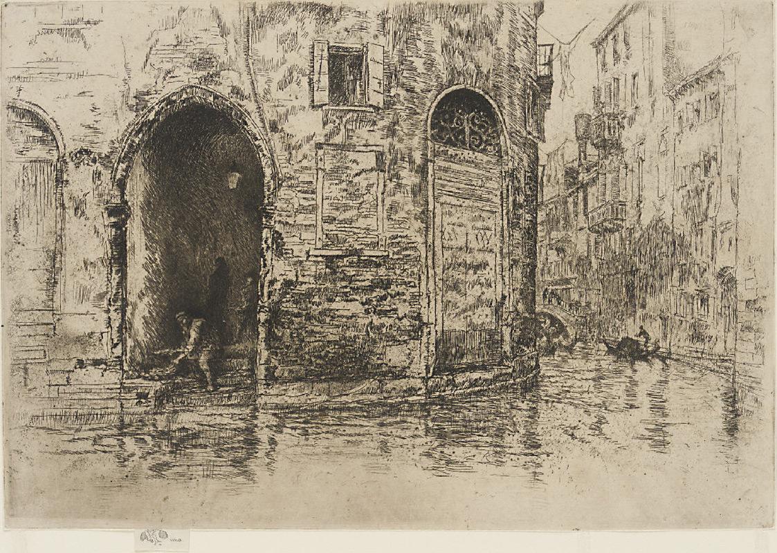 'Two Doorways'