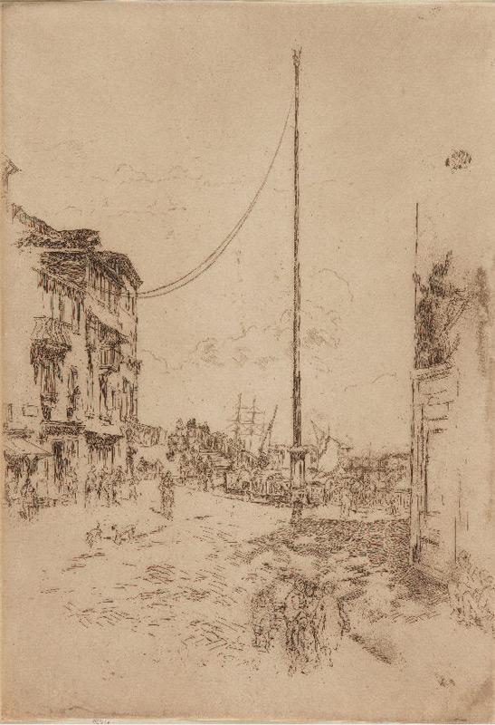 'The Little Mast'