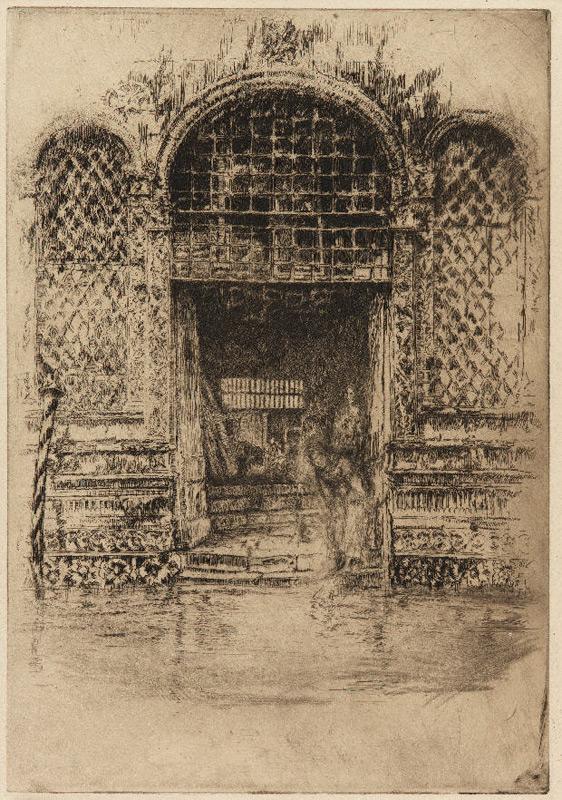 'The Doorway'
