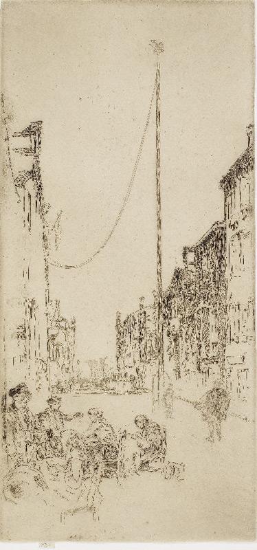 'The Mast'
