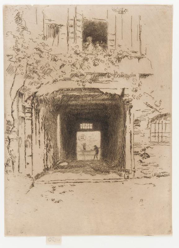 'Doorway and Vine'