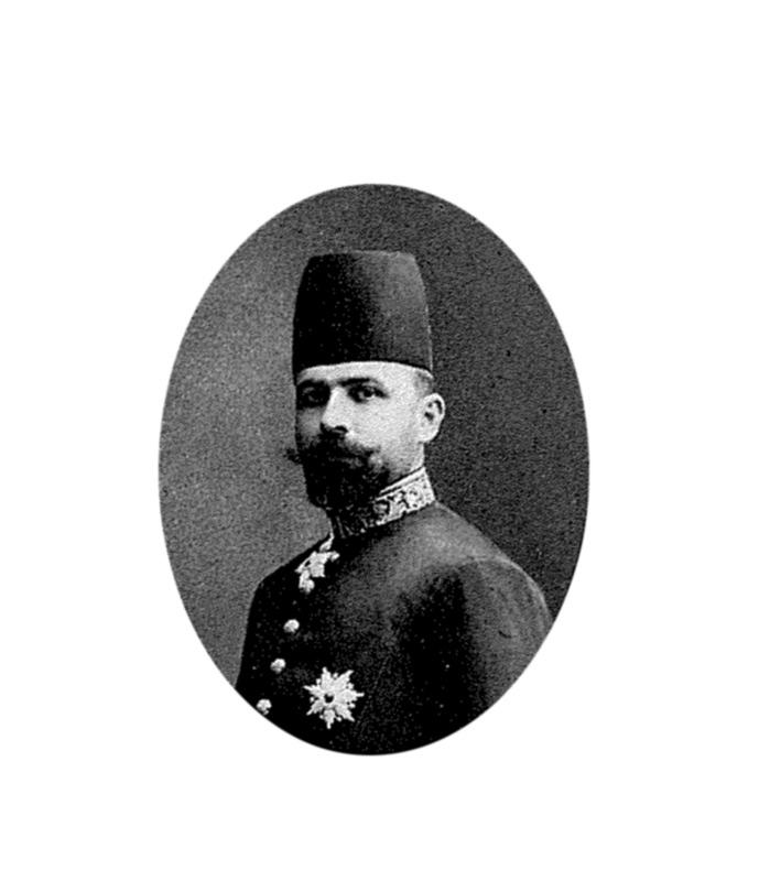 Portrait of Dikran Kelekian