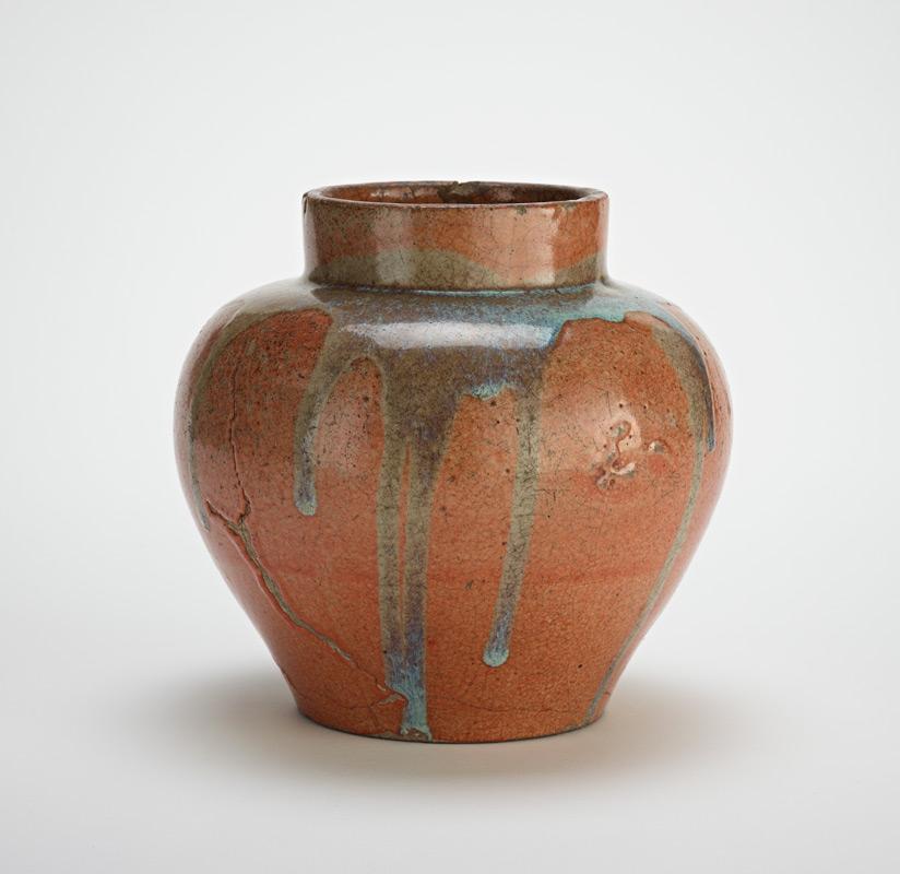 Jar, Edo period