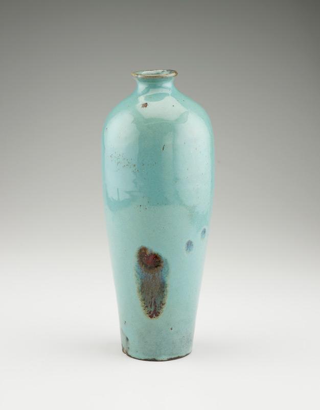 Vase, Qing dynasty
