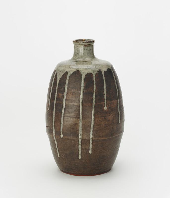 Sake bottle, Edo period