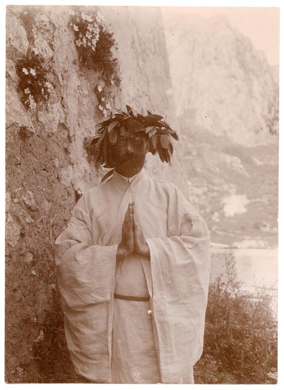 Charles Lang Freer in Capri, 1903